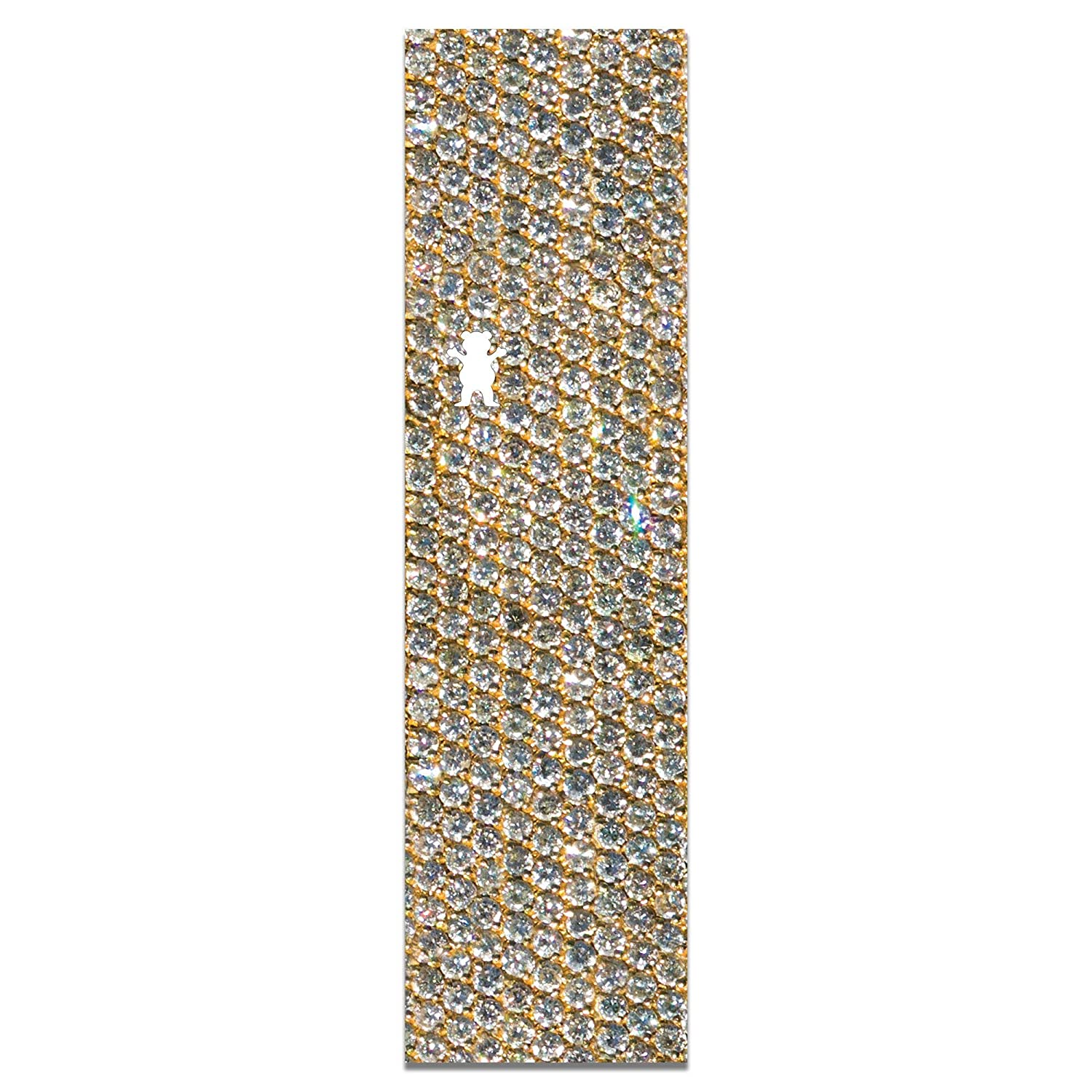 Grizzly Biebel Big Ice Griptape Gold