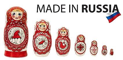 Amazon Russian Nesting Doll