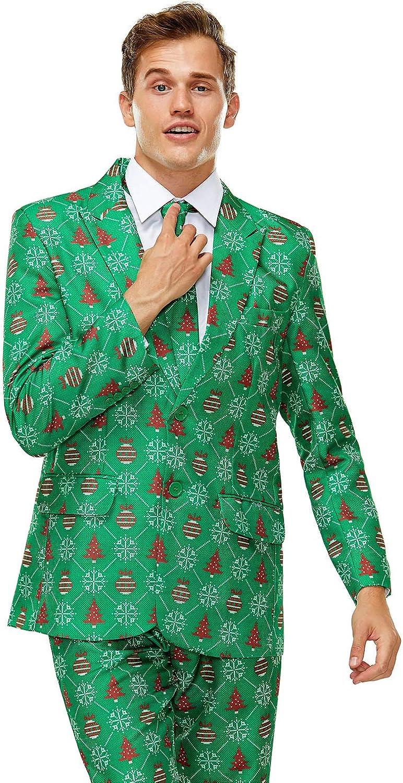 U Look Ugly Today - Trajes para hombre para Navidad, traje de ...