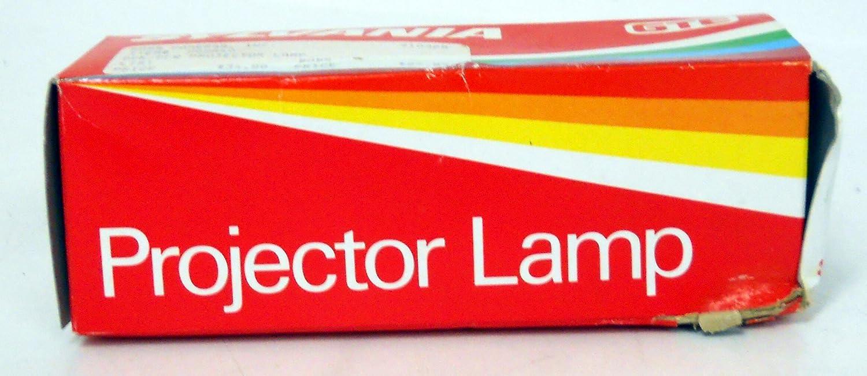 Sylvania GTE DEK//DFW 500W 120V 25 Hour Projector Lamp Light Bulb