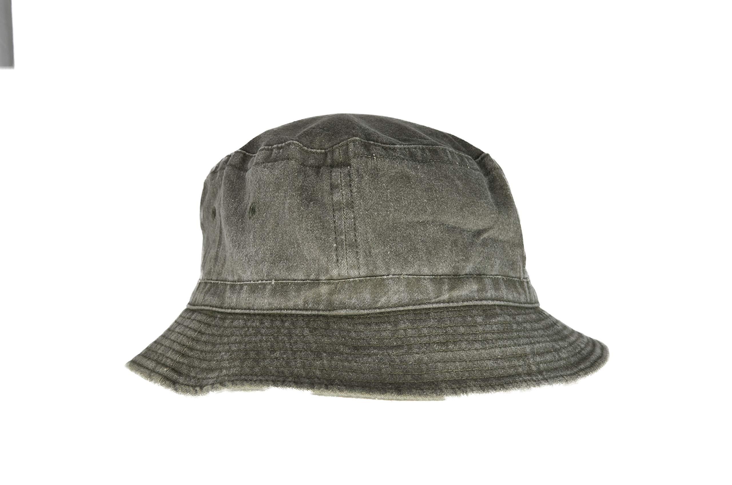 a52050318a1 Men s Bucket Hat - Size 2X - Hat Size 7 3 4-8 - Denim.Fit