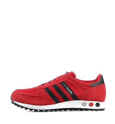 adidas Originals La Trainer, Herren Sneaker TomatoBlack