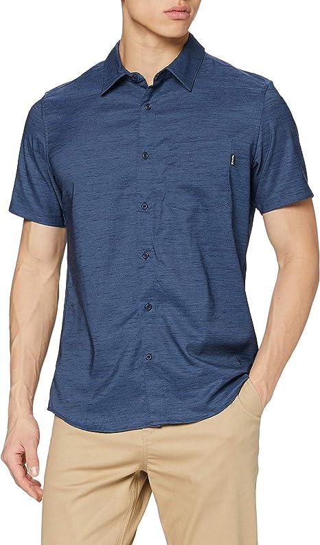 TALLA S. Hurley M Dri-fit Marwick Stretch S/S Shirt Hombre