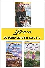 Harlequin Love Inspired October 2019 - Box Set 2 of 2: An Anthology Kindle Edition