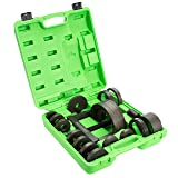 OEMTOOLS 27213 Master Wheel Hub & Bearing Remover & Installer Kit   Fits Most Makes and Models - Front, Rear, & All-Wheel Drive   Easy-to-Use Self-Centering Design   Carrying Case Included