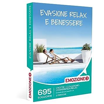 EMOZIONE3 - Cofanetto Regalo - EVASIONE TRA RELAX E BENESSERE ...