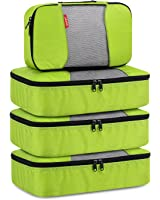 Travel Packing Cubes, Gonex Luggage Organizers Different Set