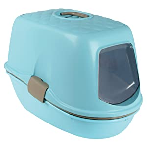 Trixie - Bac à litière Berto Top, avec système de séparation