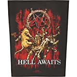 Slayer - Patches - Back