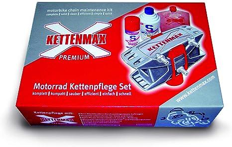 Ketttenmax Premium S100 K 1010 Motorrad Kettenpflegeset Auto