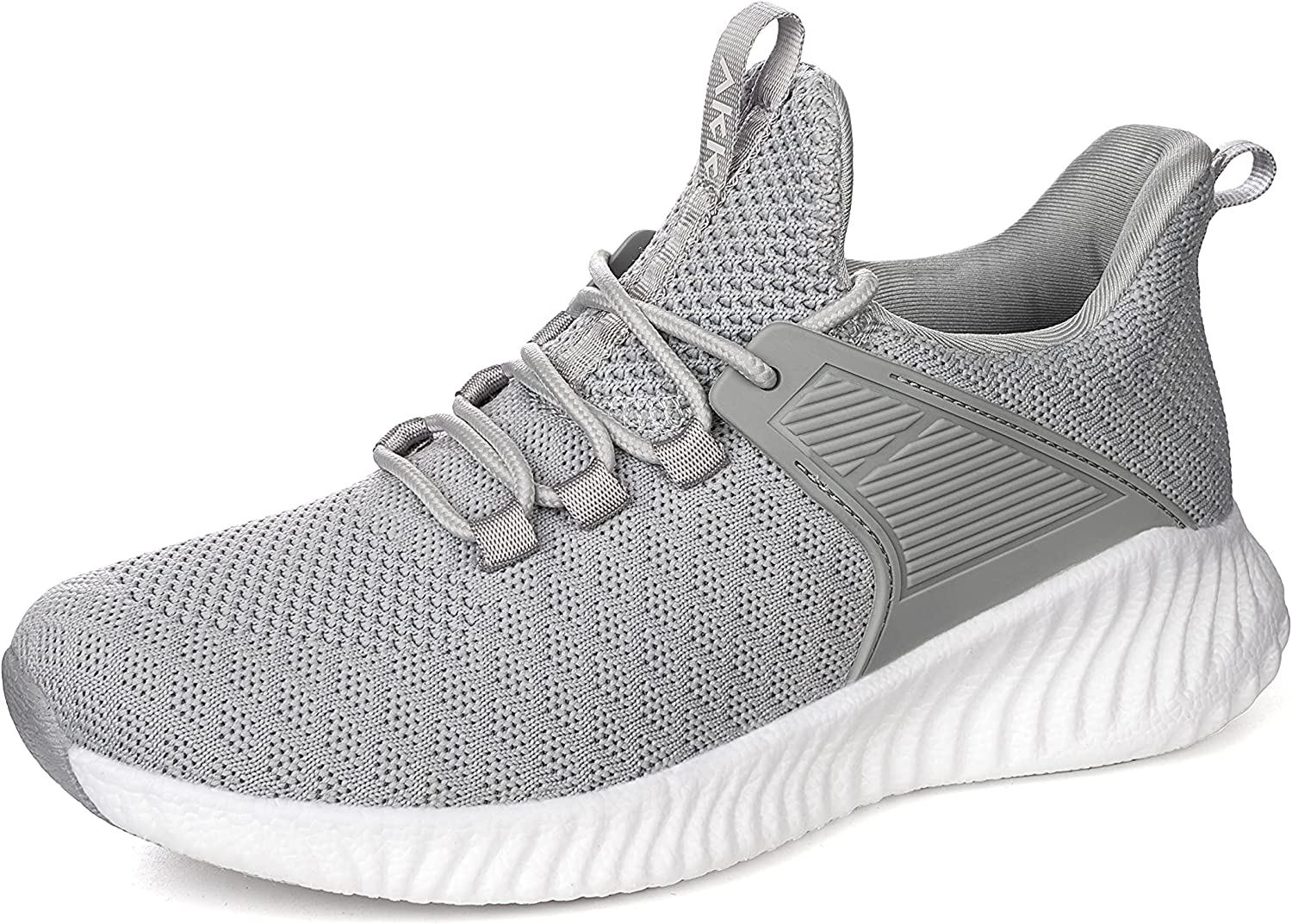 Akk Womens Running Tennis Shoes Lightweight Non Slip Breathable Mesh Sneakers Sports Athletic Work Shoes