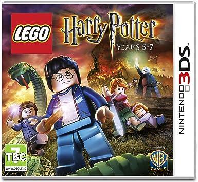 Lego Harry Potter Years 5-7 (Nintendo 3DS) [Importación inglesa]: Amazon.es: Videojuegos