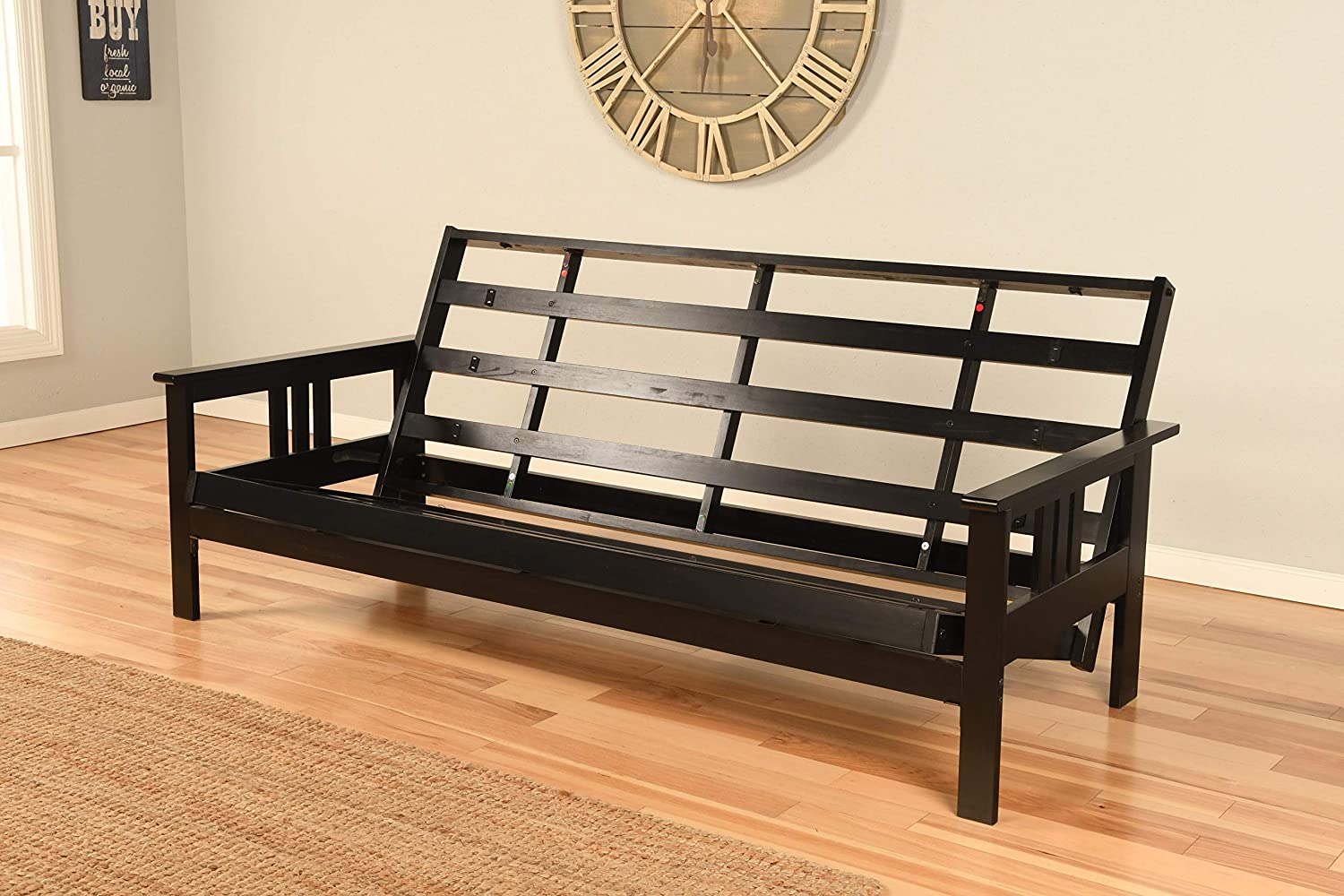 Top 10 Best Futon Frames Reviews in 2020 8