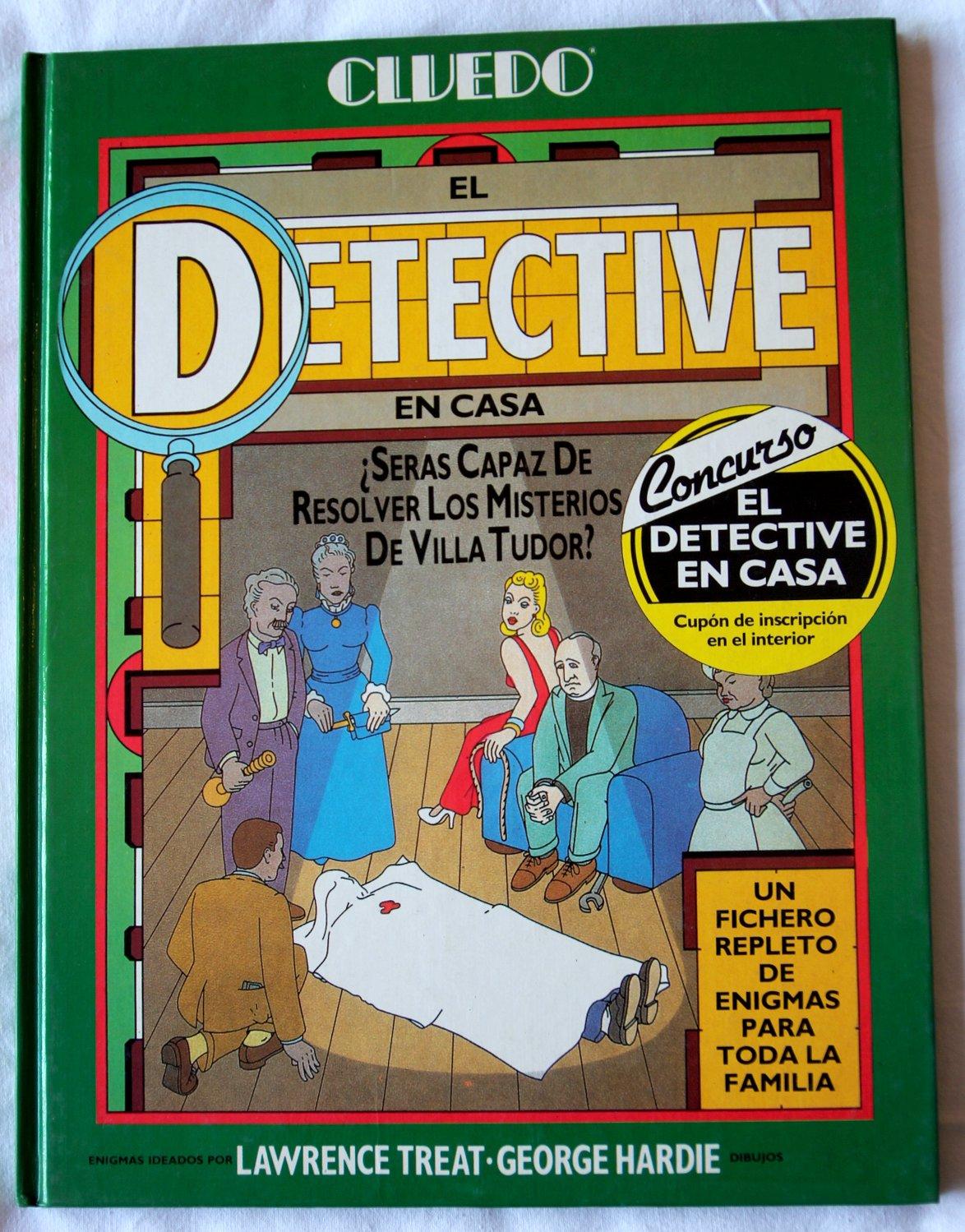 El detective en casa - Cluedo: Amazon.es: Lawrence Treat, George Hardie, Quarto: Libros