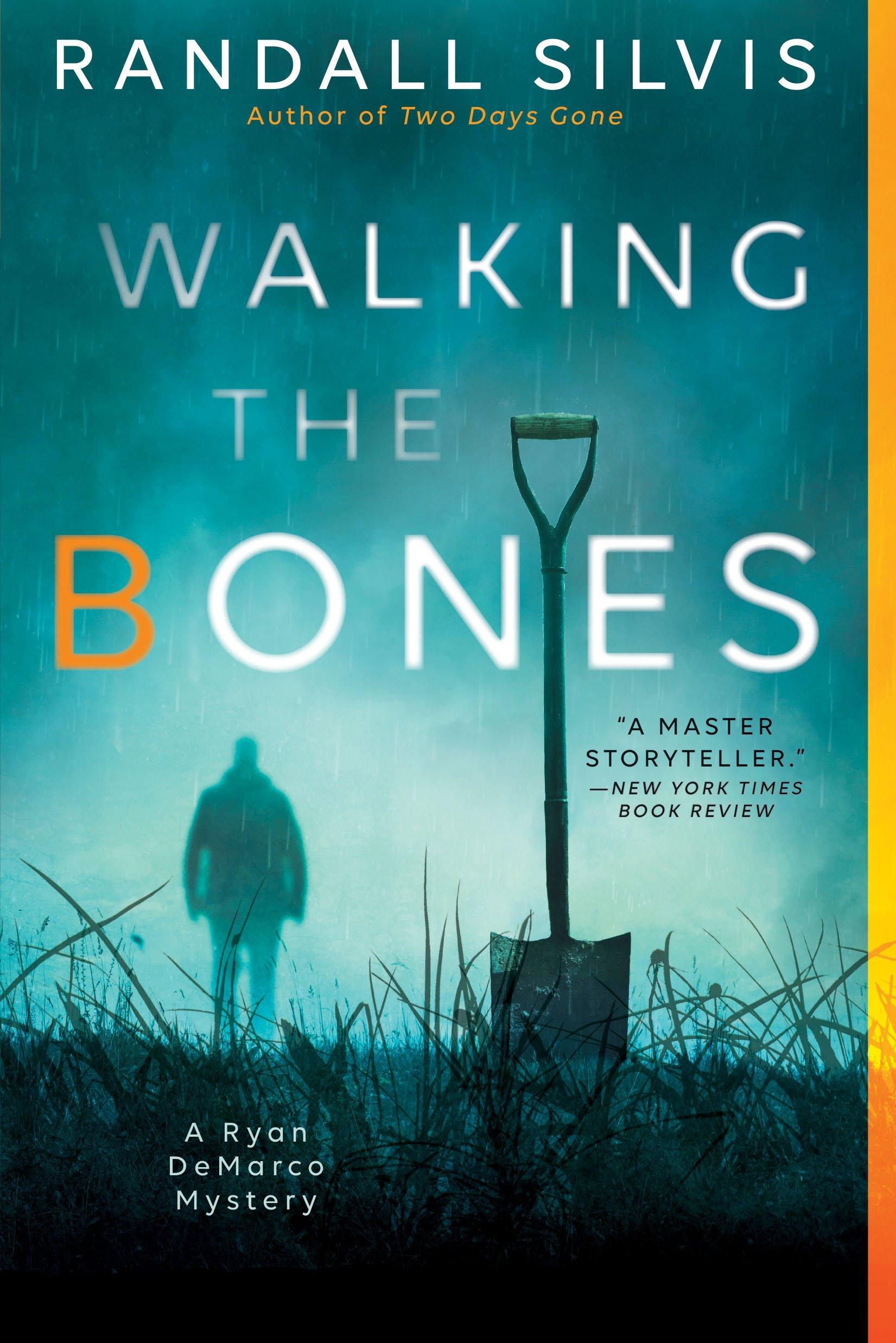 Amazon.com: Walking the Bones (Ryan DeMarco Mystery) (9781492646914 ...