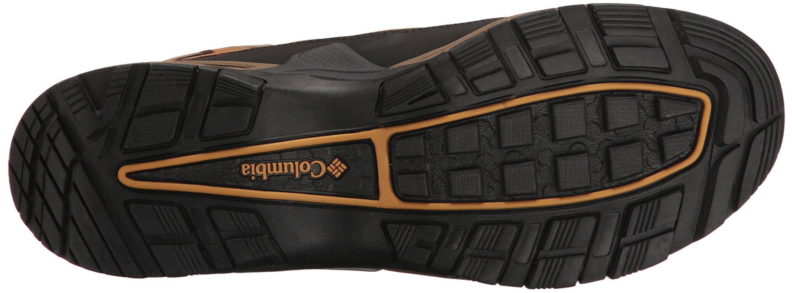 15a5fdce32d Columbia Mens Smith Rock Outdry Hiking Shoe Hawk Dark Banana 9.5 D US