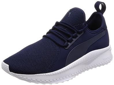 Puma Tsugi Apex Summer, Sneakers Basses Mixte Adulte, Noir Black White, 47 EU