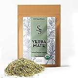 Yerba Mate Tea (8 Ounces) | Certified Organic Super Green | Traditional Brazilian South American Tea | Packed with Antioxidants