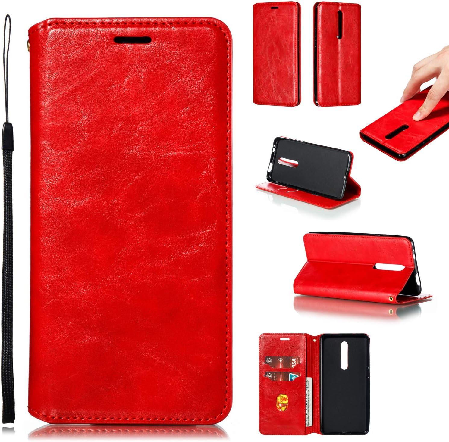SWMGO® Capirotazo Billetera Funda para Xiaomi Mi 9T/Xiaomi Redmi ...