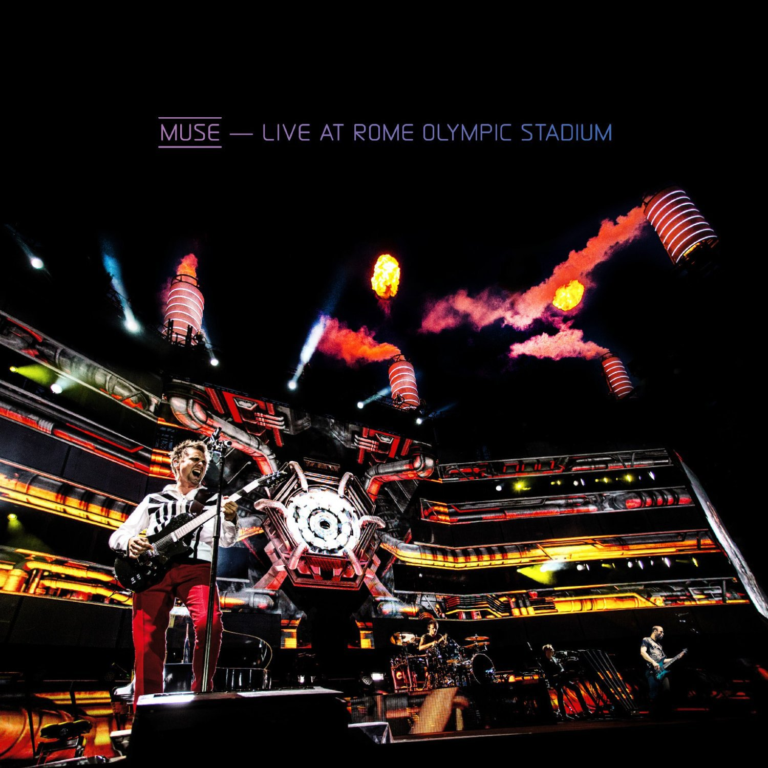 Image result for muse live at olympic stadium