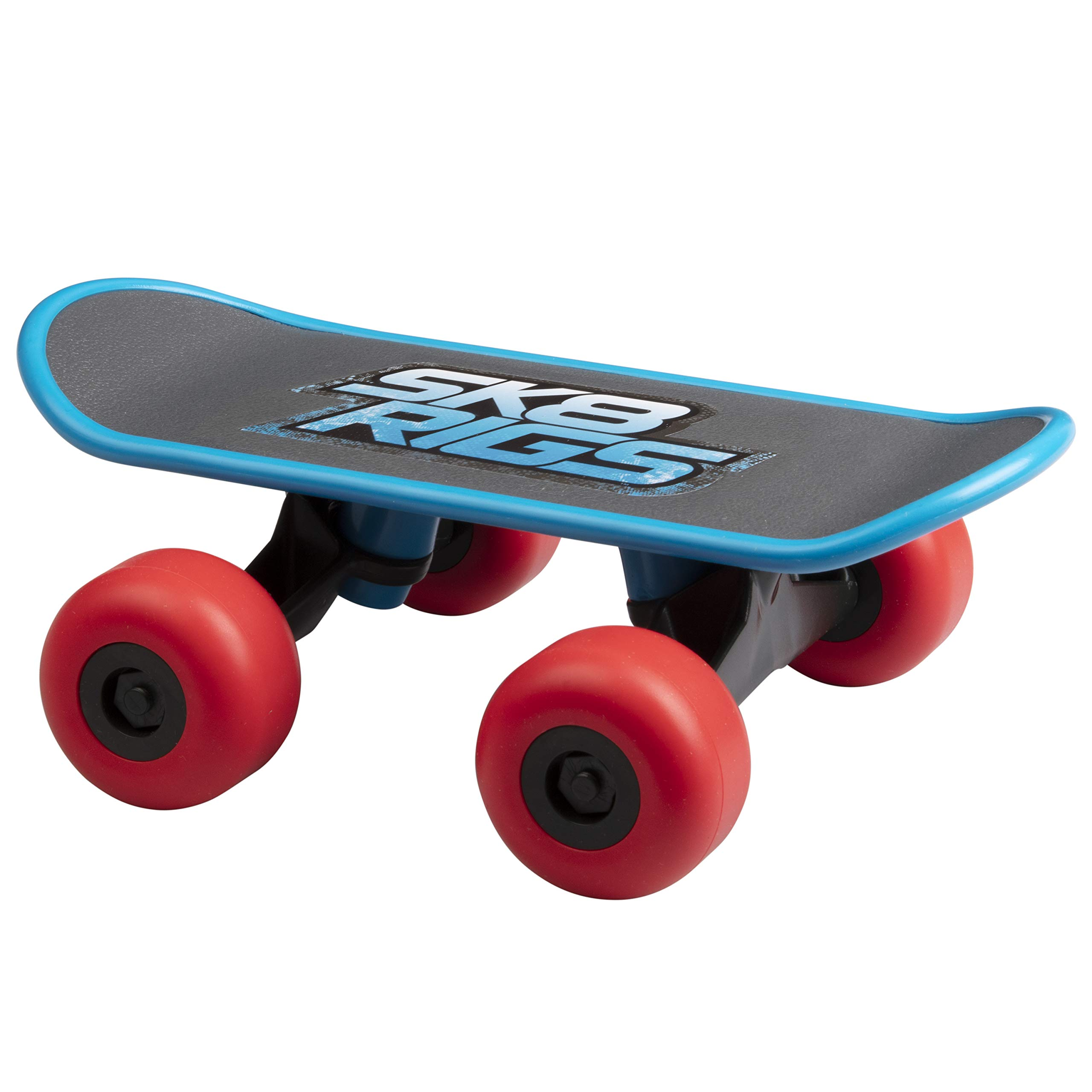 SK8 Rigs Handboard for Kids - Hand Powered Skateboard - Safely Perform Amazing Skateboard Tricks with Your Hands - Blue Chompy - Age 3+