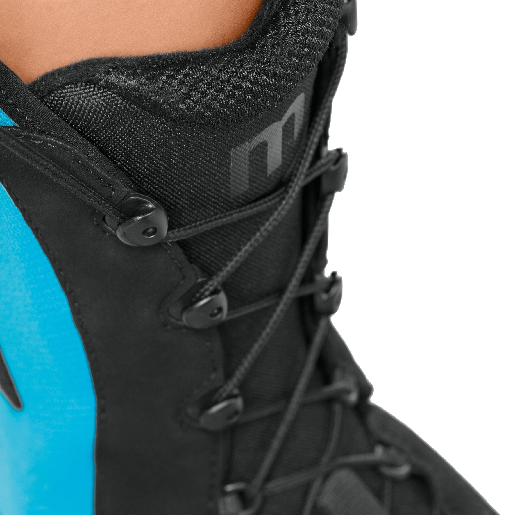Medi Levamed Stabili-Tri Knit Ankle Support (Blue) Left Size I by Medi (Image #5)