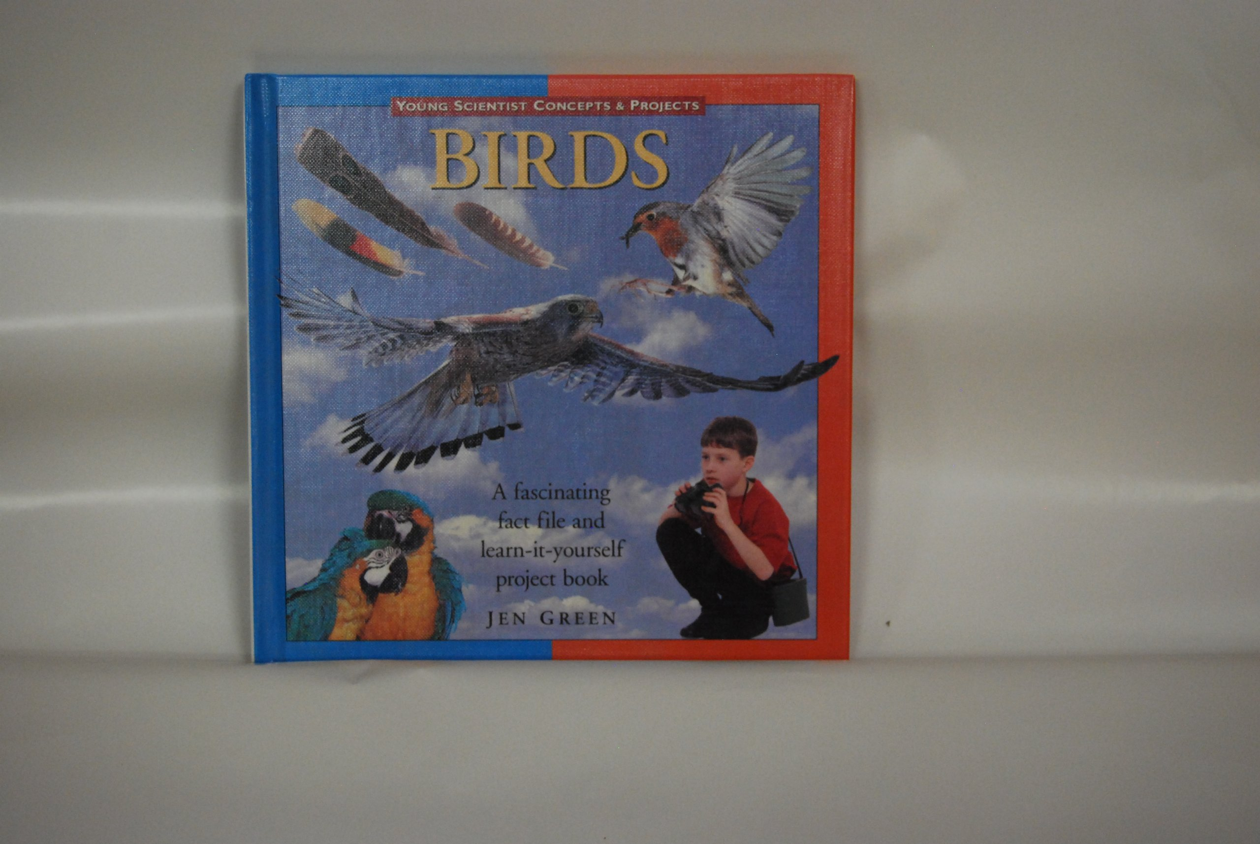 Download Birds (Young Scientist Concepts & Projects) ebook