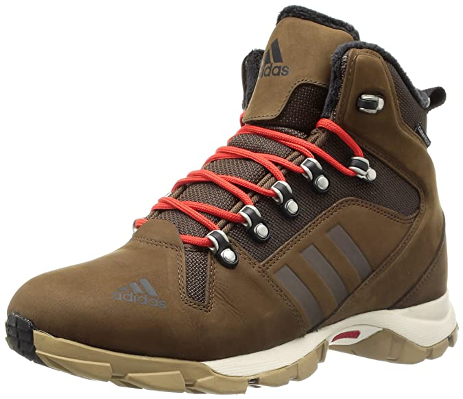 07b6db3dfe0 adidas Performance SNOWTRAIL CP Trekking   Hiking Shoes Mens Brown Braun  (BROWN SPICE F11   BROWN SPICE F11   CORE ENERGY S12) Size  40 2 3   Amazon.co.uk  ...