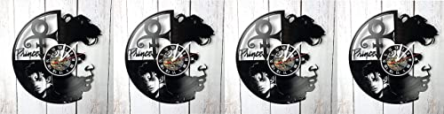Vinyl Wall Clock Compatible