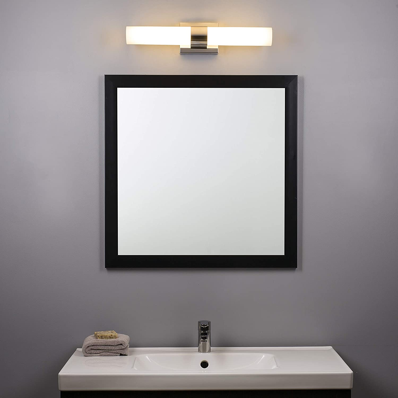 Perpetua 22 inch LED Bathroom Vanity LightsChrome Bathroom Light LL-SC1042...