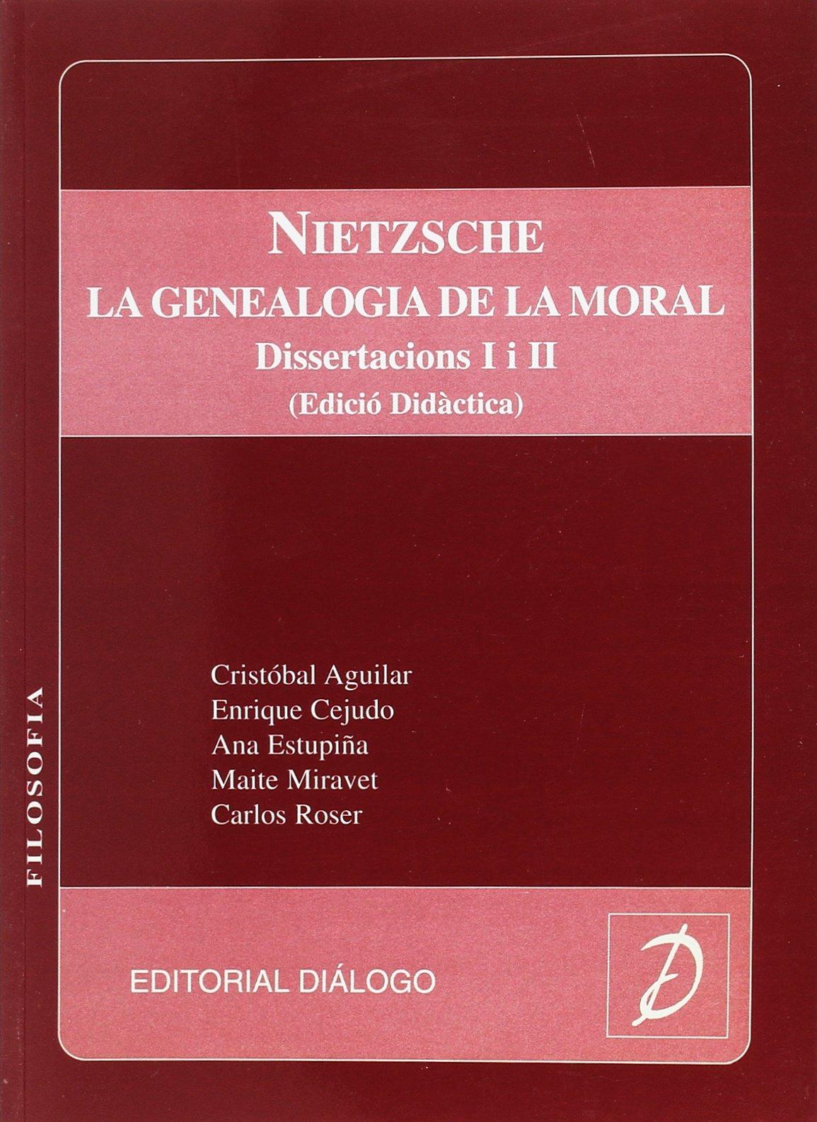 Nietzsche, una introducció didàctica a la Genealogia de la moral (Catalan)  Paperback – January 1, 2000