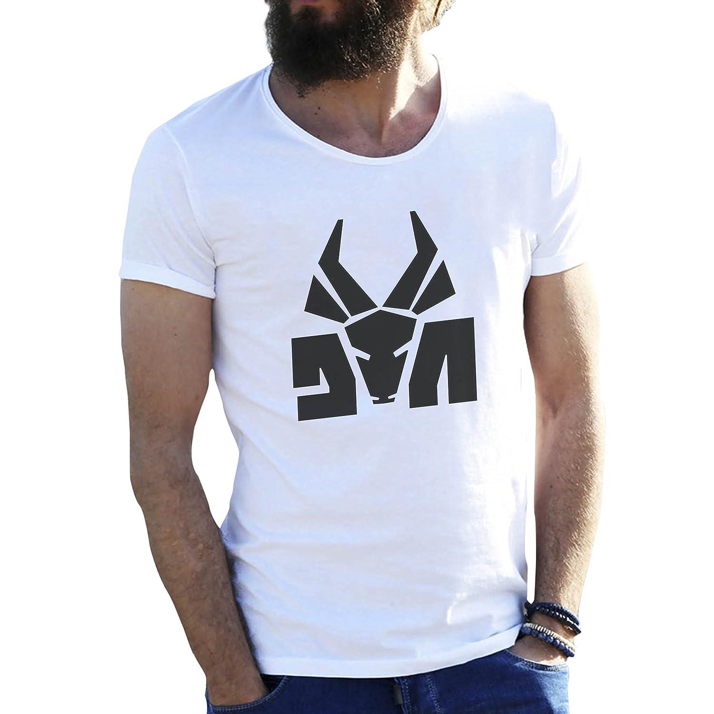 Die Antwoord Top Rap Star Ninja Yolandi Logo Blanca Camiseta ...