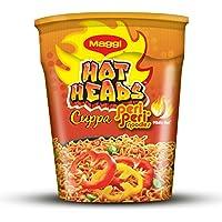 Maggi Hot Heads Cuppa Noodles,Peri Peri, 70g