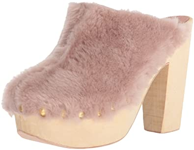 37d0315aeceea Amazon.com: Brother Vellies Women's Shearling Clog Mule, OMO ...