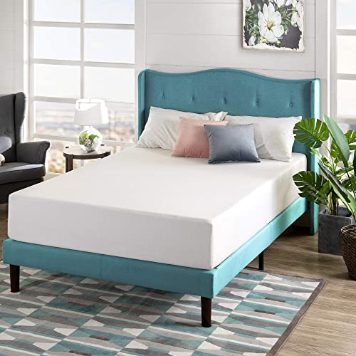 Zinus 12 Inch Green Tea Memory Foam Mattress / CertiPUR-US Certified / Bed-in-a-Box / Pressure Relieving