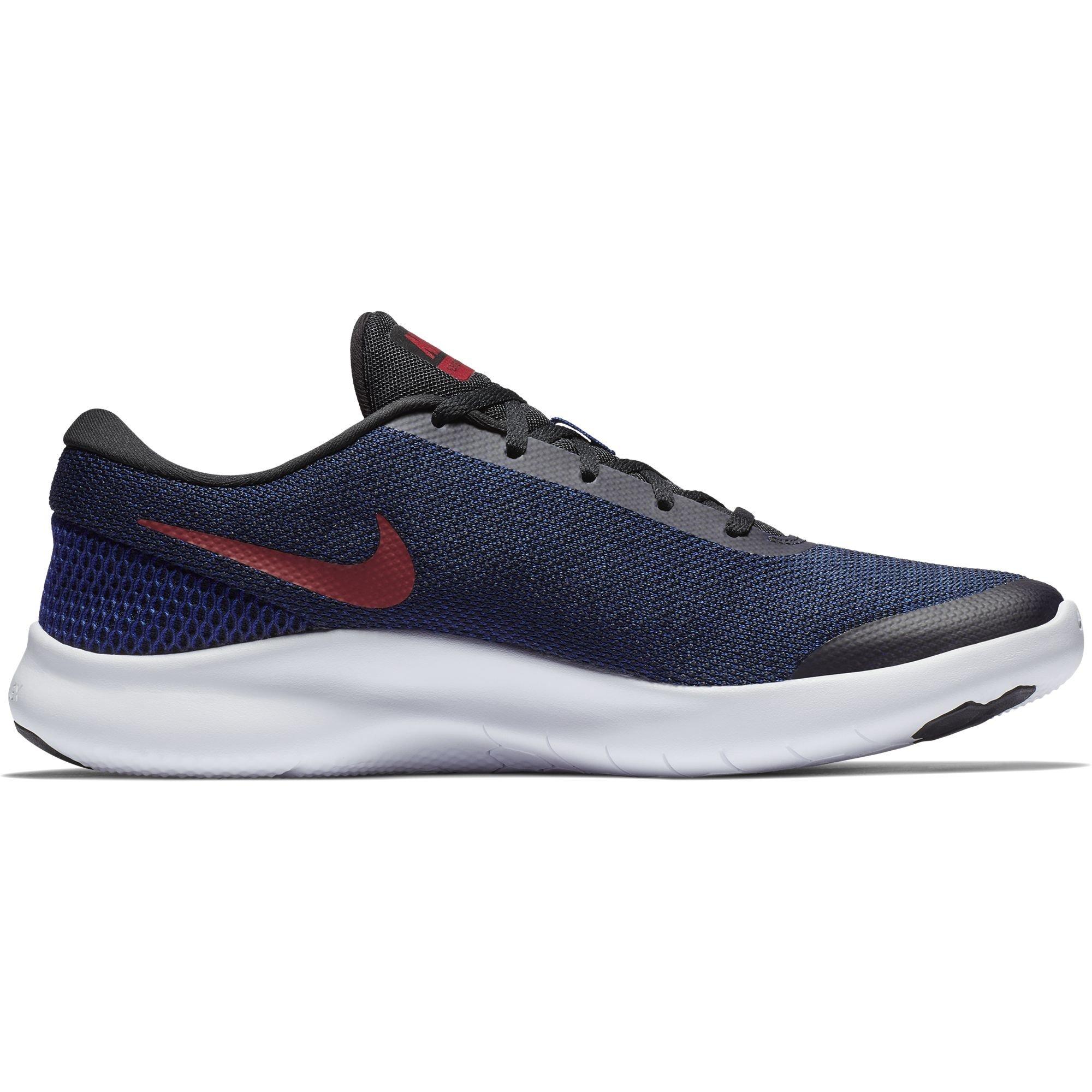 c93e212f55f1 Galleon - Nike Men s Flex Experience RN 7 Running Shoe Black Red Crush Deep  Royal Blue White (10 D US)