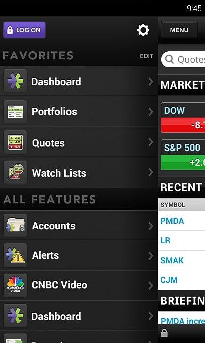 E*TRADE Mobile Trading & Investing