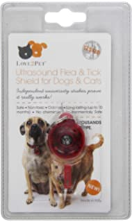 SWE Love2Pet Ultrasound Flea And Tick Shield For Dogs Cats