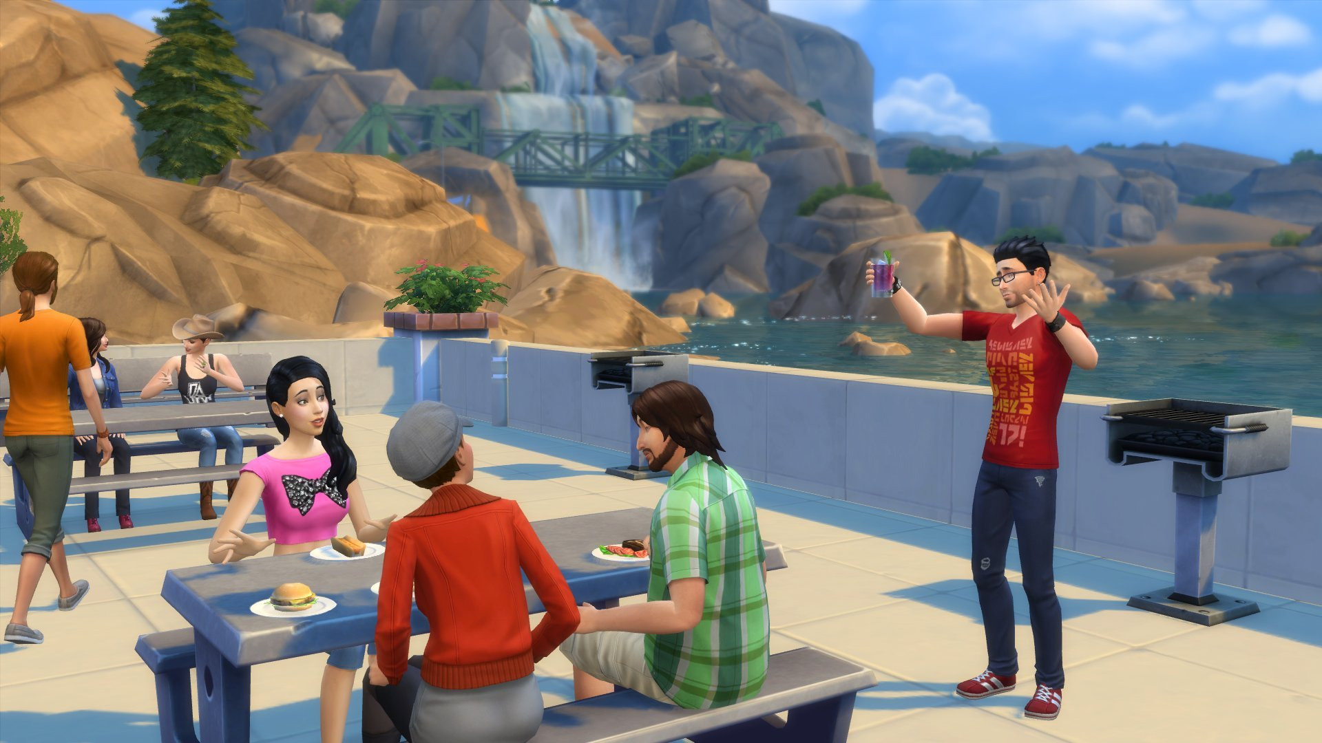 The Sims 4 [Online Game Code] by Electronic Arts (Image #5)