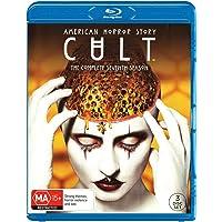 American Horror Story: Cult [3 Disc] (Blu-ray)