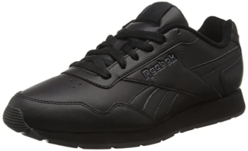 Reebok Royal Glide, Men Low-Top Sneakers, Black (Black/Solid Grey