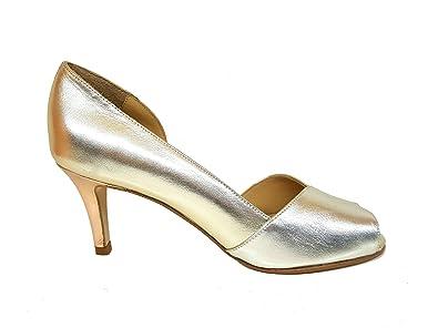 Chaussures à talon aiguille à bout rond Gennia femme GTLC25Pz7