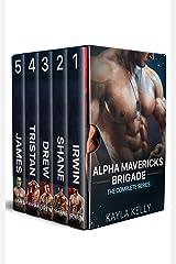 Alpha Mavericks Brigade (The Complete Series): An Insta Love Military Romance Kindle Edition