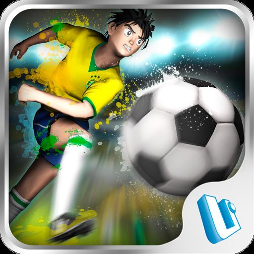 (Striker Soccer Brazil)