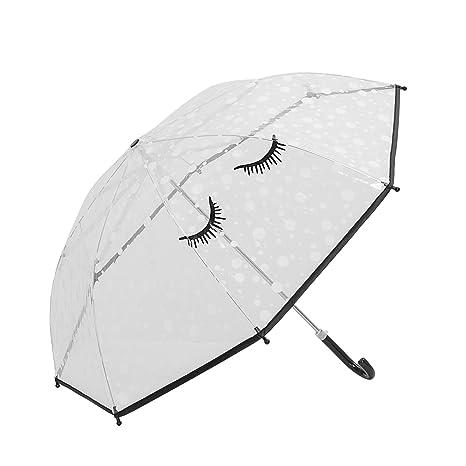 Bloomingville paraguas, transparente