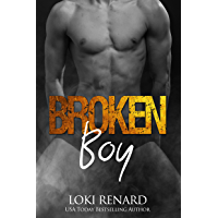 Broken Boy: A Dark Gay Menage Romance (English Edition)