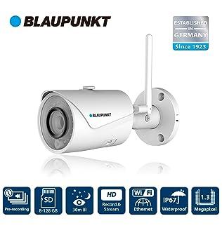 Blaupunkt VIO-B10 Cámara de Seguridad IP Exterior Bala Blanco 1280 x 960Pixeles - Cámara