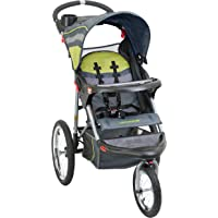 Baby Trend Expedition Swivel Jogger Baby Jogging Stroller (Carbon)