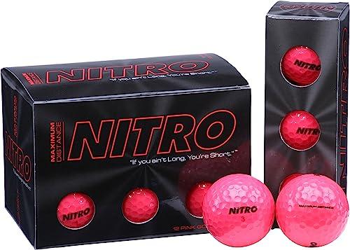 Nitro Maximum Distance Golf Ball
