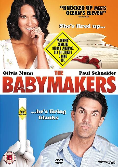 Amazon.com: The Babymakers: Paul Schneider, Olivia Munn, Wood ...